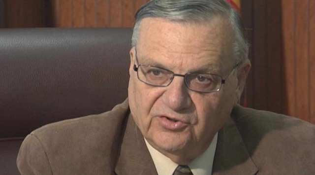 (Source: CBS 5 News) Maricopa County Sheriff Joe Arpaio