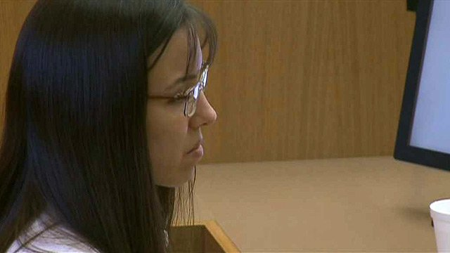 (Source: CBS 5 News) Jodi Arias is expected to continue describing for jurors the day she killed her ex-boyfriend in his Mesa apartment in June 2008.
