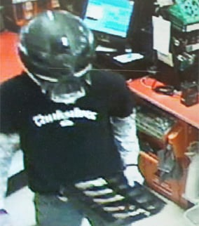 The suspect removed the entire cash tray. (Source: Yavapai County Sheriff's Office)