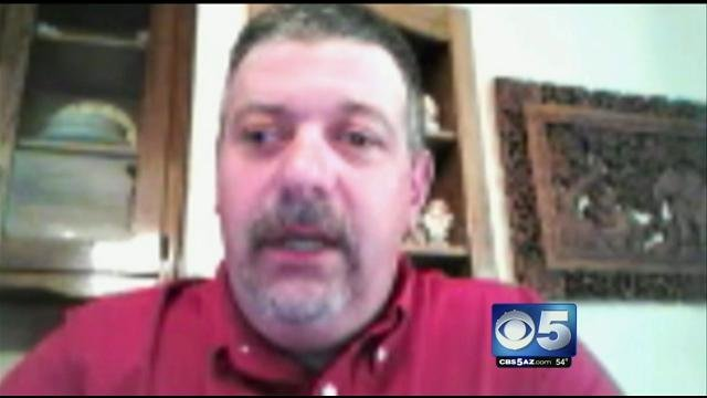 John Salerno, a retired New York City police detective.