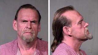 Gary Noel in 2013 booking photo.(Source: Maricopa County Sheriff's Office)