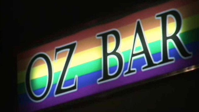 (Source: CBS 5 News) Security at Oz Bar now carry stun guns after an angry man tried to beat down the door with an ax.