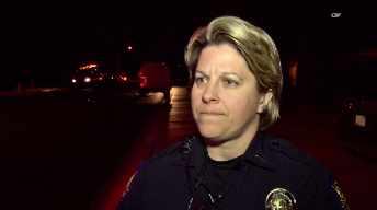 Phoenix police Lt. Mandy Faust