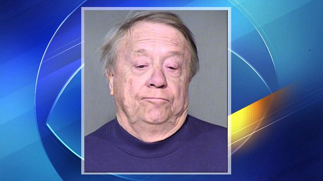Fred B. Knadler, 75, and the owner of Arizona Shower Door, has been in the Maricopa County Lower Buckeye Jail since January 2012 on suspicion of conspiring to have his wife killed. (Source: Maricopa County Sheriff's Office)