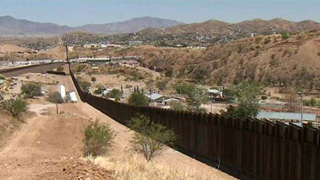 While border crime might be down, it is still higher than the rest of Arizona. (Source: CBS 5 News)