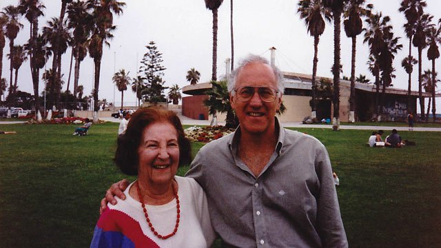 Hausman's mother suffered from dementia, and since her diagnosis in 1995, Hausman said he's been obsessed with finding a cure. (Source: CBS 5 News)