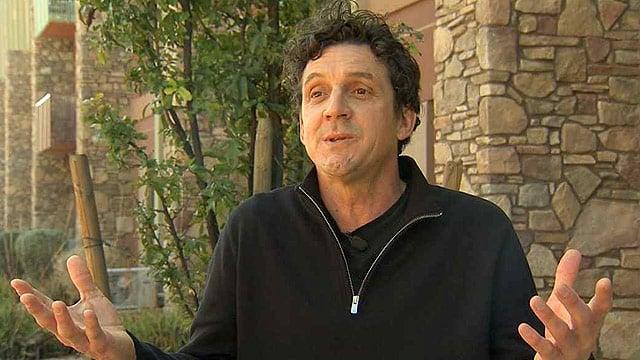 Filmmaker James Fox. (CBS 5 News)