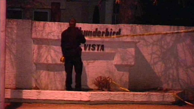 Peoria police are calling a man's death a homicide after his body was found in a garage. (Source: CBS 5 News)