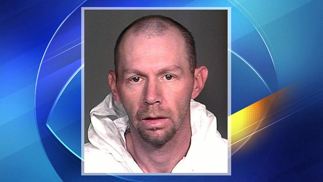 Erik Grumpelt admitted he killed his girlfriend and lived with her corpse for more than two months. (Source: CBS 5 News)