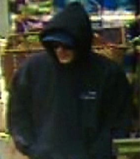 Suspect in pharmacy robberies. (Source: Phoenix Police Department)