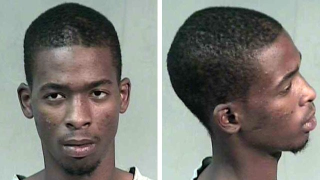 Cameron Leezell Taylor was indicted for numerous offenses, including attempted first-degree murder, in connection with the south-side Phoenix shooting in March 2009. (Source: U.S. Marshals Service)
