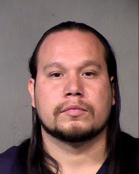 (Source: Phoenix Police Dept.) Daniel Albert Alvarado