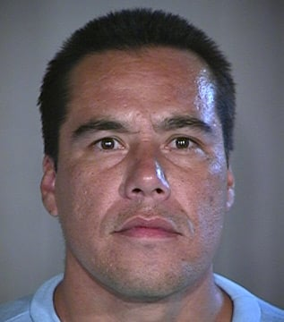 Old booking photo of Alan Champagne. (Source: Arizona Department of Corrections)