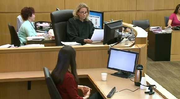 Arias heard more than 100 jurors' questions as read by Judge Sherry Stephens.