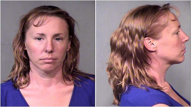 Michelle Dawn Gibson (Source: Maricopa County Sheriff's Office)