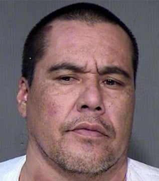 Alan Champagne. (Source: Maricopa County Sheriff's Office)