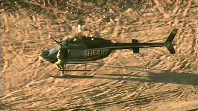 Three hikers missing since Sunday night were found in the Superstition Mountains on Monday morning. (Source: CBS 5 News)