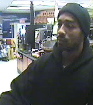 Phoenix police said this man is a suspect in an armed robbery of a Phoenix Circle K store. (Source: Phoenix Police Department)