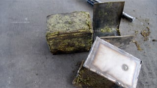 The marijuana weighed 170 pounds. (Source: U.S. Customs and Border Protection)