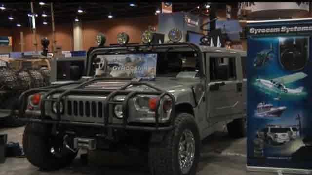 Border Security Expo in Phoenix