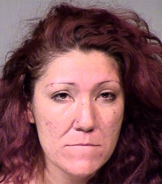 Tempe police said Veronica Muckerman was driving a black GMC Yukon just before 6 p.m. when she turned left at the intersection of Broadway and Rural roads in front of the motorcycle. (Source: Tempe Police Department)