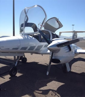 Diamond DA 42MPP aircraft