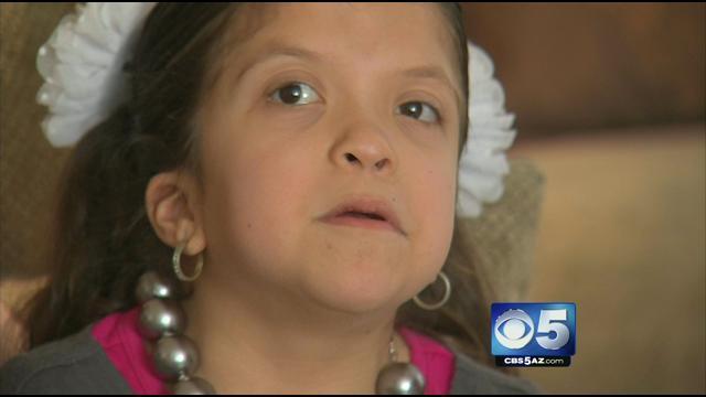 6-year-old Stella Molinar
