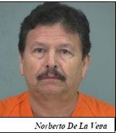 Norberto De La Vega (Source: Pinal County Sheriff's Office)