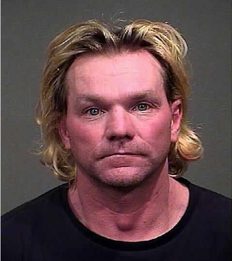 (Source: Mohave County Sheriff's Office) Odin Staffan Thunstrom, of Kingman, arrested for extreme DUI