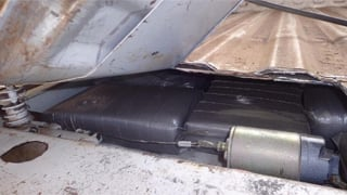 The drugs and vehicle were seized at the Naco Port of Entry. (Source: Custom and Border Protection)