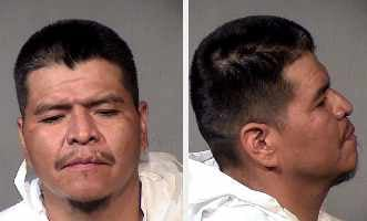 Travis Lafel Zah (Source: Maricopa County Sheriff's Office)