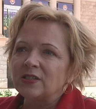 Center for Arizona Policy President Cathi Herrod says her organization is opposed to the idea. (Source: CBS 5 News)