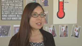 Lilia Alvarez, Respect Arizona campaign manager.  (Source: KPHO-TV)
