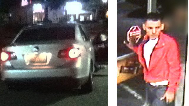 The man walked into the AM-PM store at 43rd Avenue and Bethany Home Road about 11 p.m. March 19 and then appeared to be forced into a car. (Source: Phoenix Police Department)