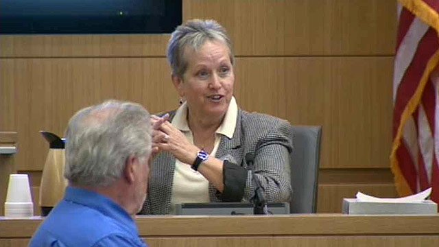 Psychotherapist Alyce LaViolette spent much of Tuesday testifying about how most victims of such abuse don't report it and rarely tell anyone because they feel ashamed and humiliated. (Source: CBS 5 News)