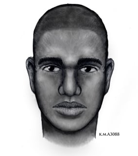 The victim helped police compile a composite sketch of the other suspect. (Source: Phoenix Police Department)