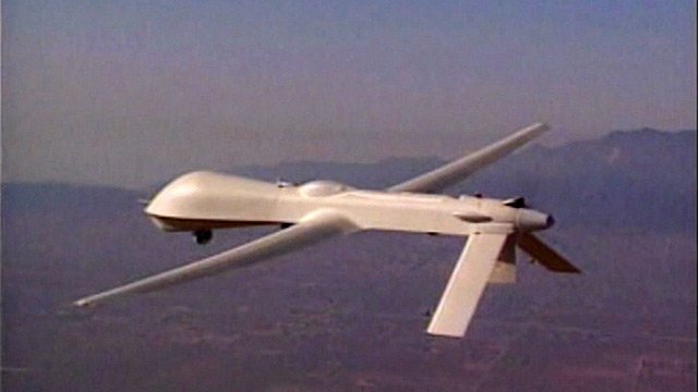 U.S. military drone. (Source: U.S. Department of Defense)