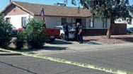 Richard Swann died after he was found shot multiple times Easter Sunday. (Source: Christina Batson, cbs5az.com)