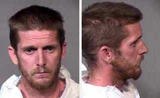 Shooting suspect Steven Lomax. (Source: Maricopa County Sheriff's Office)