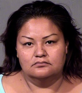 Kimberly Anne Upshaw (Source: Maricopa County Sheriff's Office)