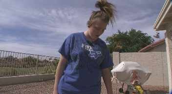 Surprise resident Ashley Blondin. (Source: KPHO-TV)
