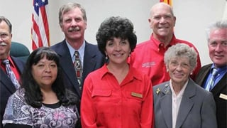 Bisbee City Council members. (Source: City of Bisbee)