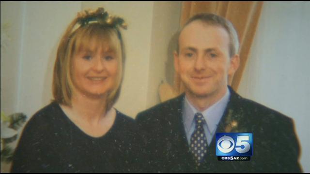 Clare and Mark Kirby (Source: CBS 5 News)