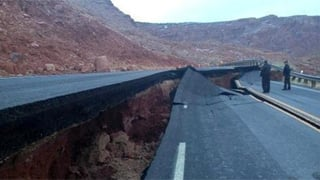 U.S. 89 south of Page (Source: ADOT)