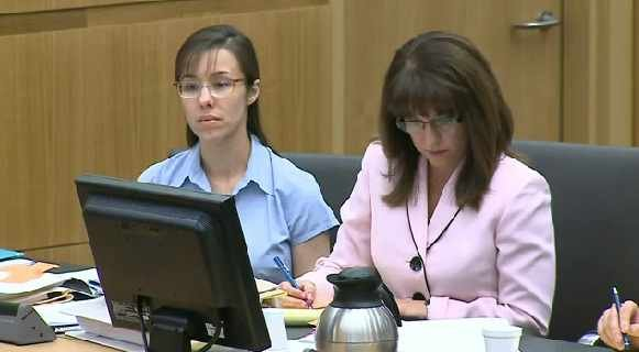 Jodi Arias (Source: CBS 5 News)