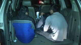 Human smuggling arrests