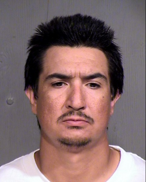 Gerald Martinez (Source: Maricopa County Sheriff's Office)