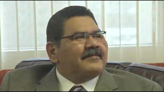 Deputy Ruben Garcia