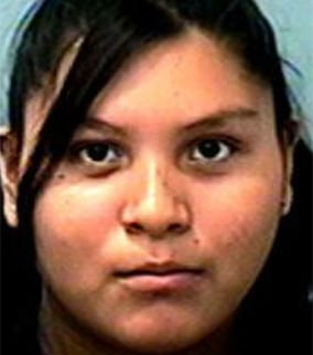 Jazmine (no last name given) (Source: Phoenix Police Department)