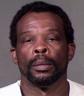 Philbert July (Source: Maricopa County Sheriff's Office)